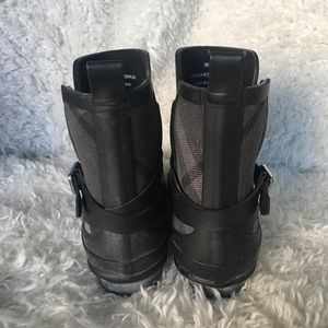 Burberry Shoes - Burberry Riddlestone Rain Booties